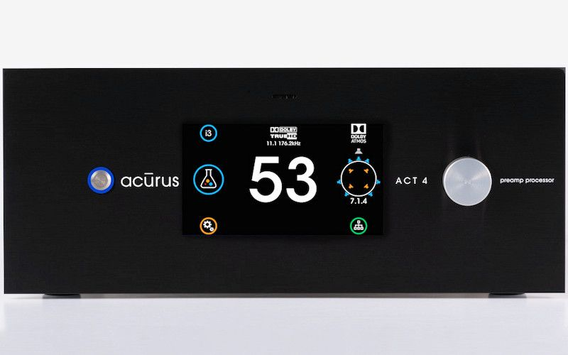 Indy Audio Labs Acurus ACT4