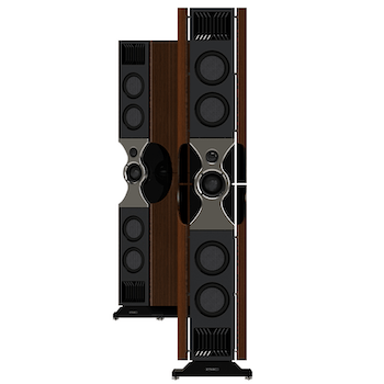 PMC Fact Fenestria speaker, PMC speakers vancouver, high-end audio vancouver