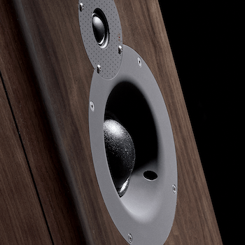 PMC SE passive IB2 speaker closeup, PMC speakers vancouver, high-end audio vancouver