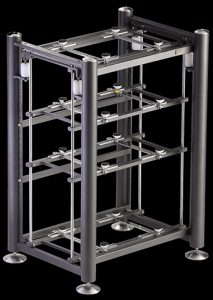 Exoteryc 2 shelf rack