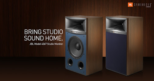 JBL Synthesis Studio Monitor on Demo in Vancouver Now!