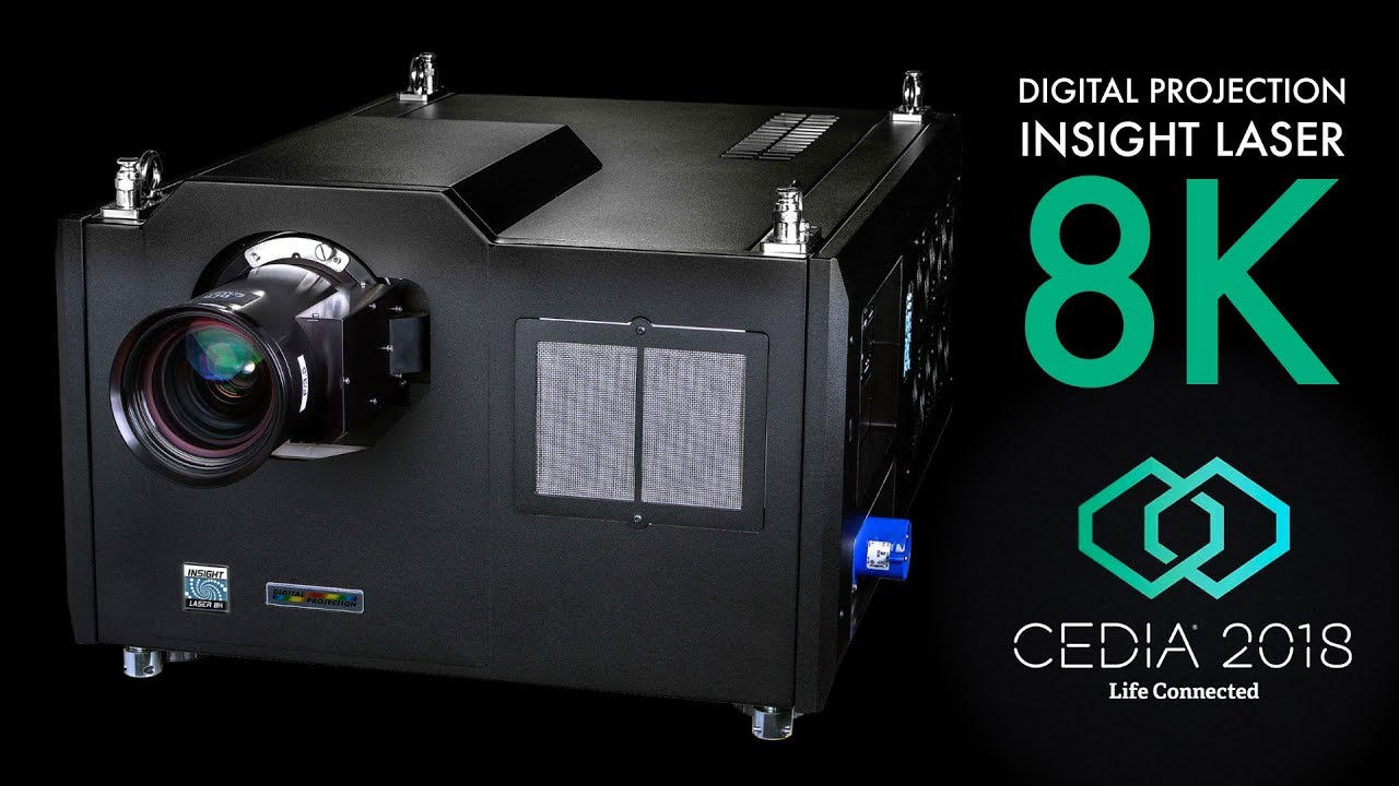 Digital Projection Insight 8K