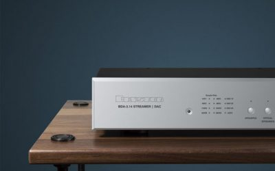Bryston New Streamer DAC BDA-3.14 accepting pre-order now!