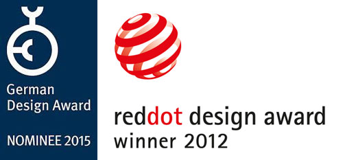 German Design Award winner Reddot design award winner 2012