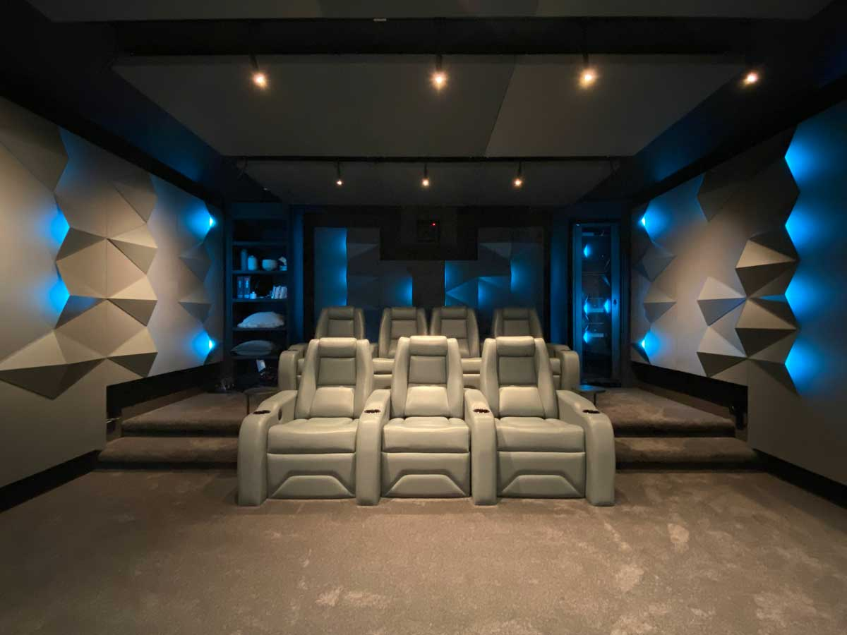 Sound Elite showroom Vancouver