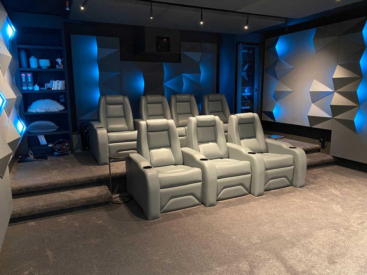 Home theatre system Vancouver, Sound Elite showroom Vancouver