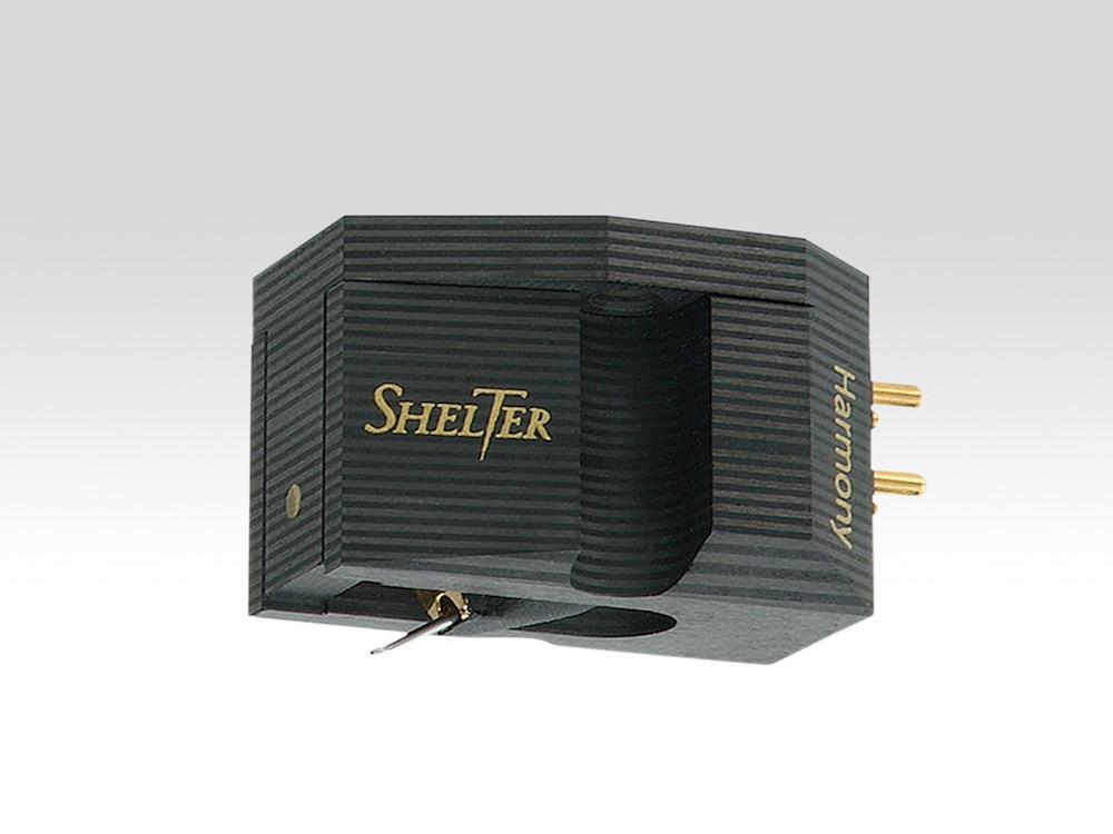 shelter cartridges, shelter cartridges vancouver, shelter harmony mc phono cartridge vancouver