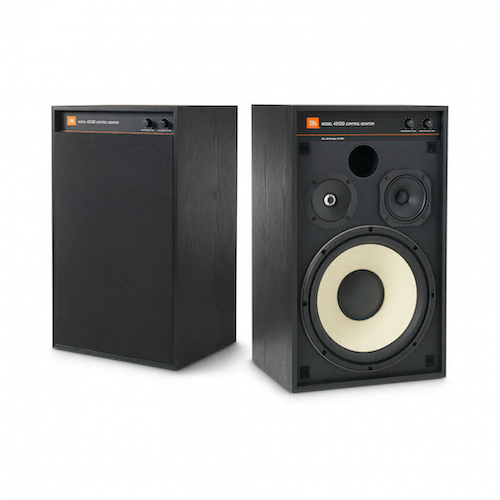 JBL 4312G studio monitor speakers, JBL Synthesis Vancouver, luxury home theatre Vancouver, high-end audio Vancouver