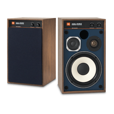 JBL 4312MII studio monitor speakers, JBL Synthesis Vancouver, luxury home theatre Vancouver, high-end audio Vancouver