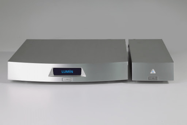 Lumin X1 network player, Lumin Vancouver, high-end audio Vancouver