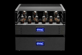 vac amplifiers vancouver, vac statement 450S iQ stereo amplifier, high-end audio vancouver
