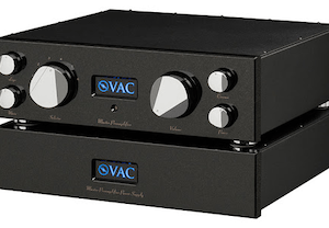 vac amplifiers vancouver, vac master line stage preamplifier, high-end audio vancouver
