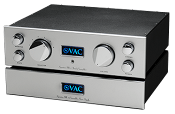 vac amplifiers vancouver, vac signature MK IIa special edition preamplifier, high-end audio vancouver